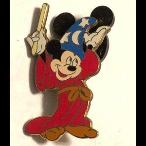 Mickey as Fantasia's Sorcerer's Apprentice